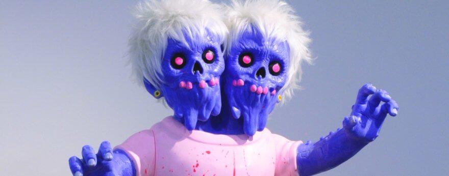 Takahiro Komuro esculturas del pop al horror