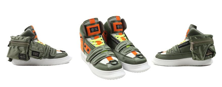 Takashi Murakami y Porter lanzan sneakers