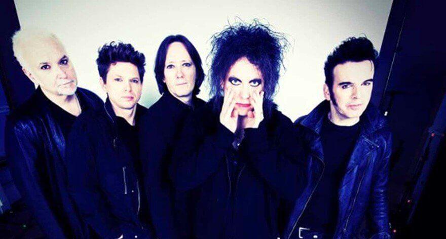 The Cure en CDMX para un concierto en Octubre
