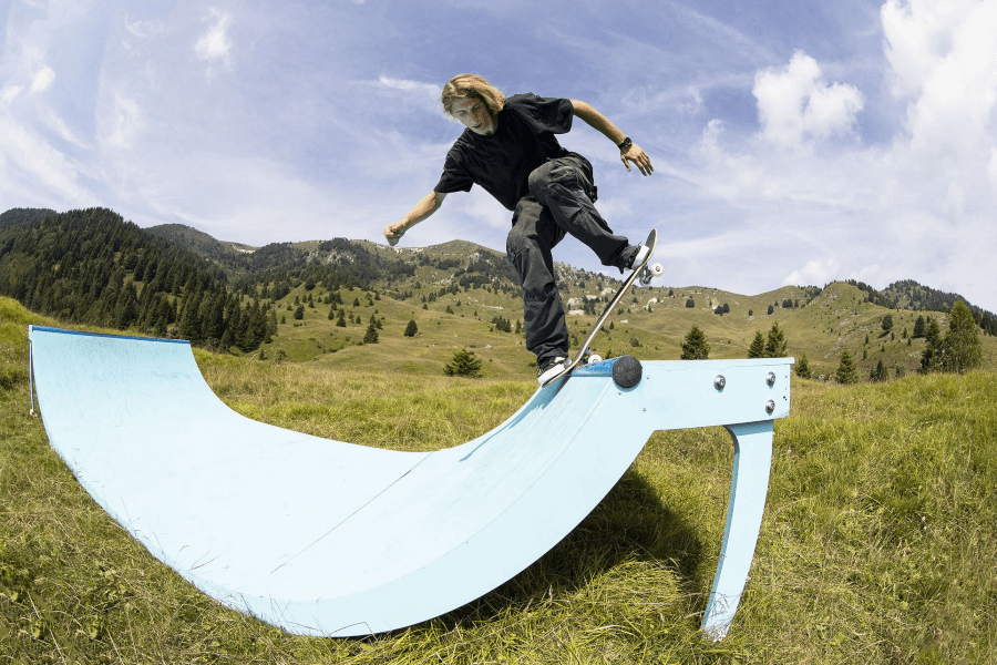 The Nature of Skateboarding