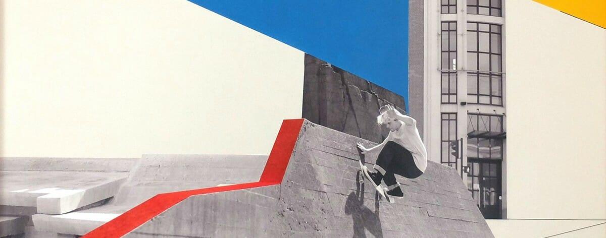 Unconcrete Architects: arte y skate en Nueva York