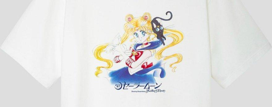 Uniqlo x Sailor Moon, una nueva colaboración gráfica