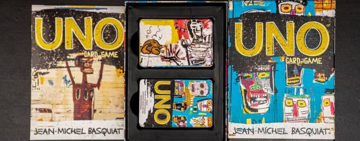 Basquiat's UNO is released on the market