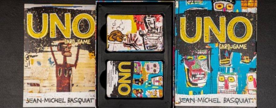 Uno de Basquiat es lanzado al mercado