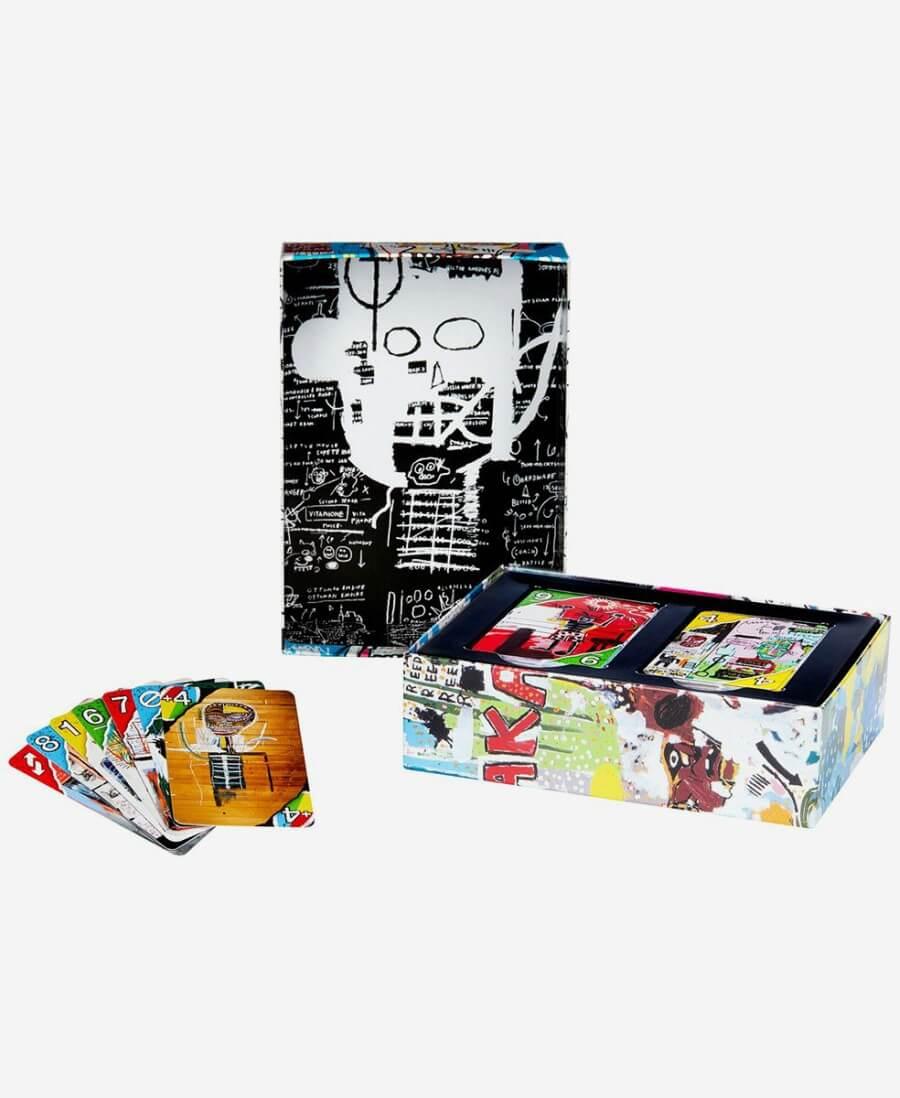 Mattel and Artestar, Basquiat's Uno