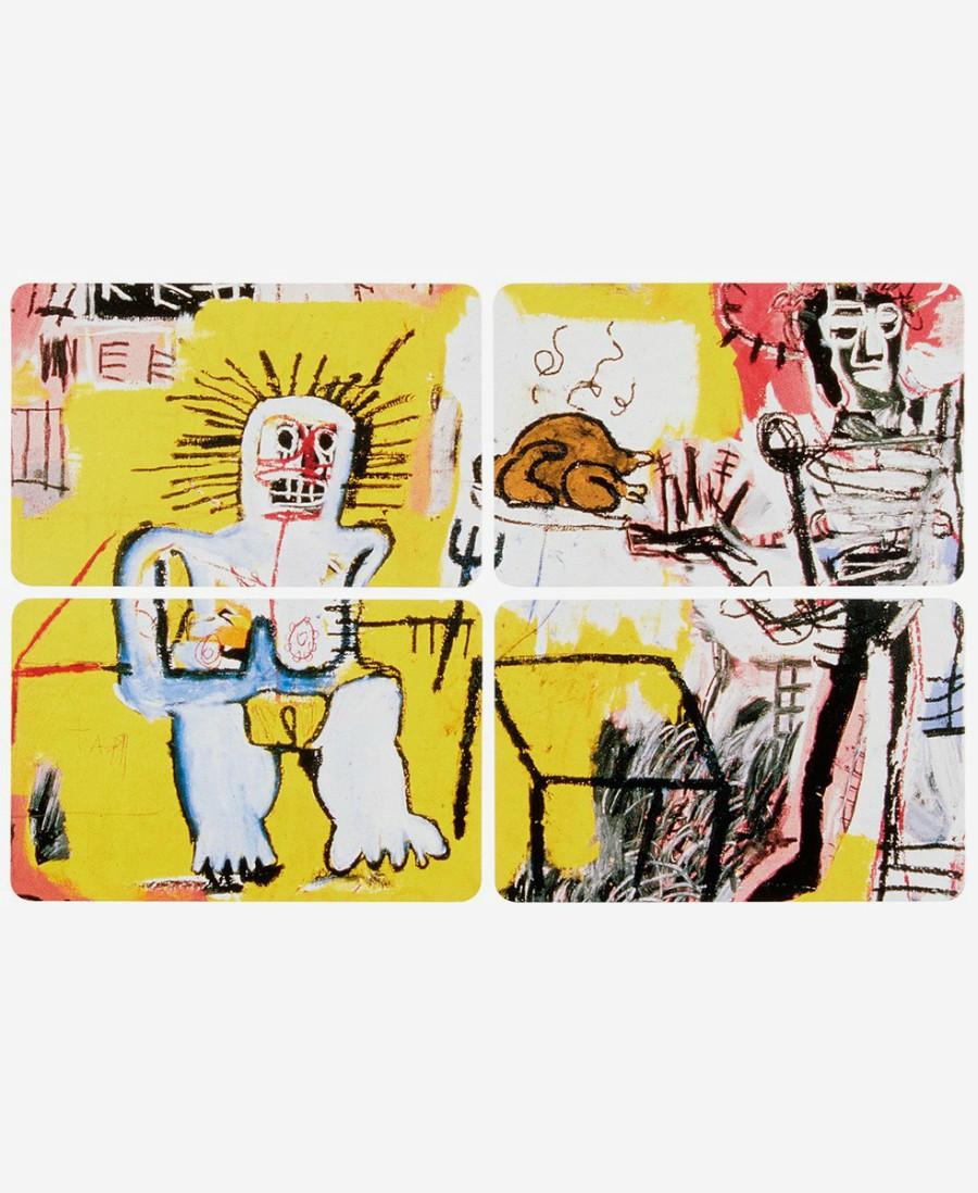 Basquiat's Uno