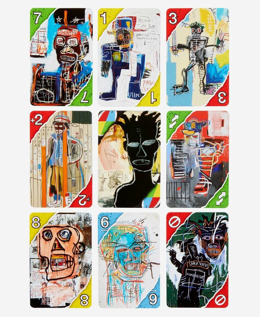 Uno de Basquiat