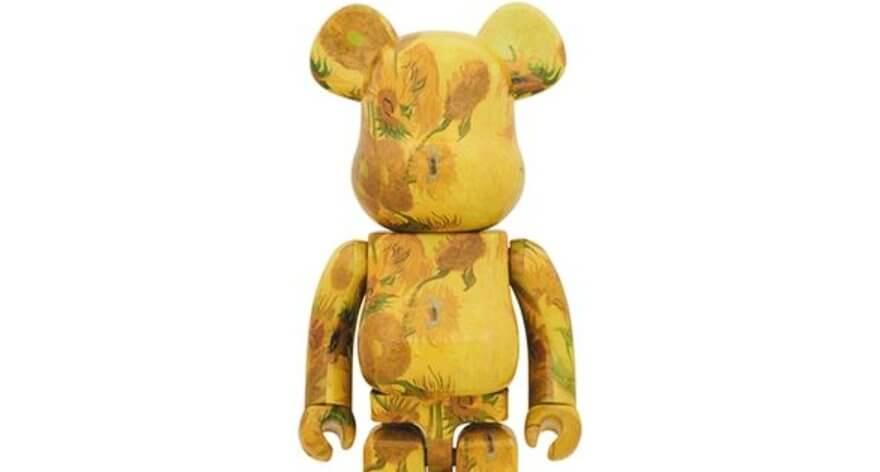 Van Gogh Museum lanza un art toy con «Sunflowers»