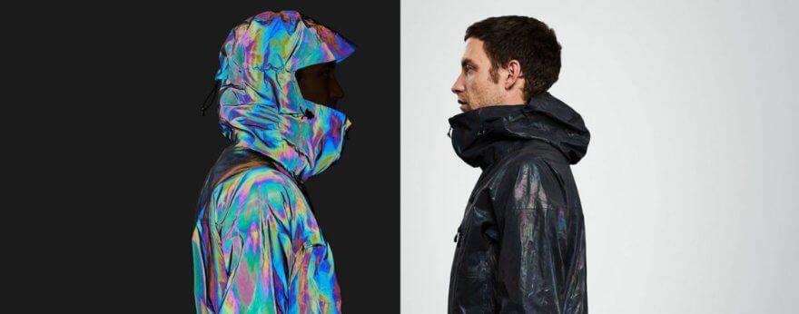 Vollebak presenta una chaqueta que refleja luz