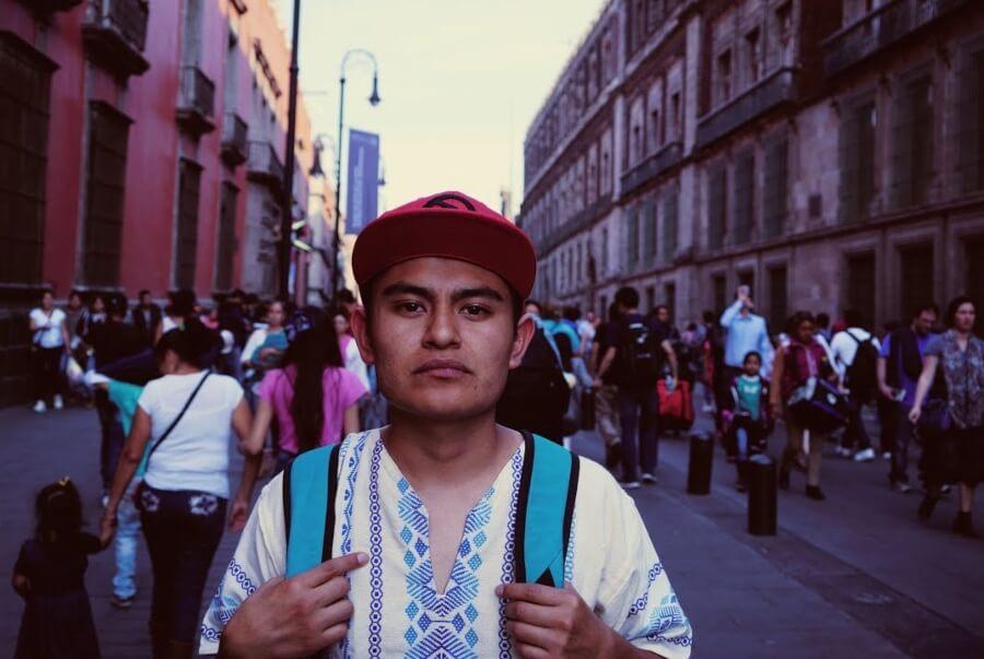 Yune el rapero mexicano que busca rescatar el cuicateco