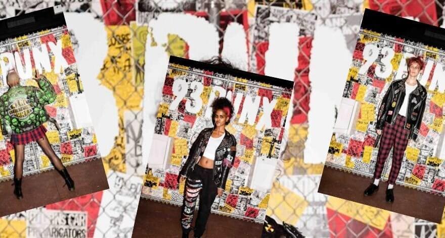 93 Punx: un regreso a la moda punk clásica