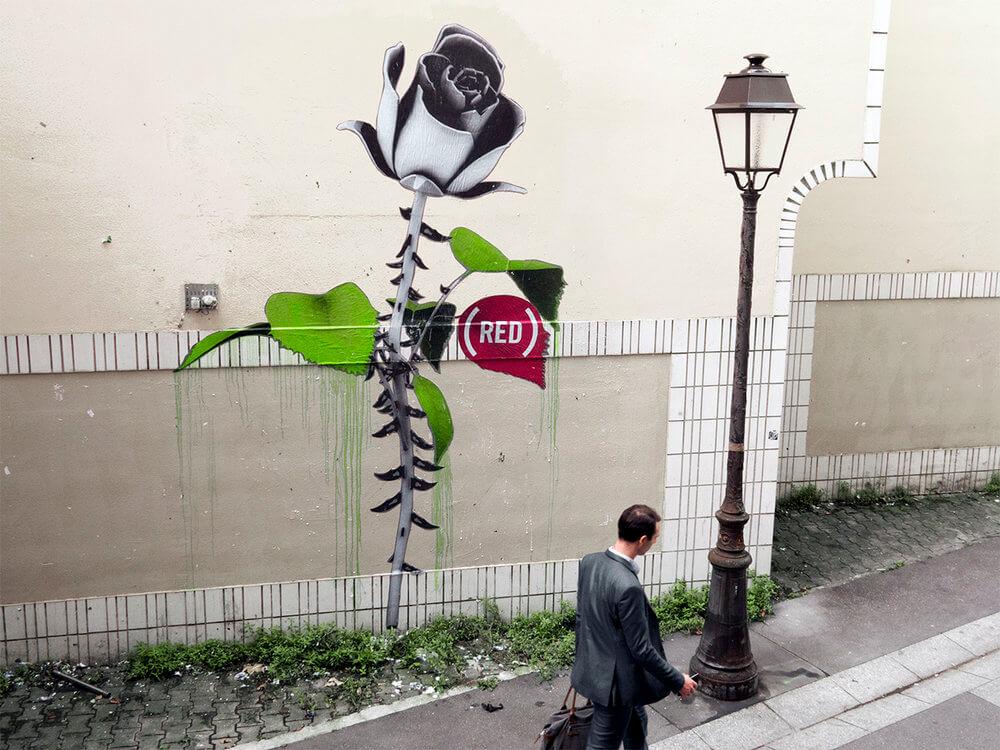 street art en Francia