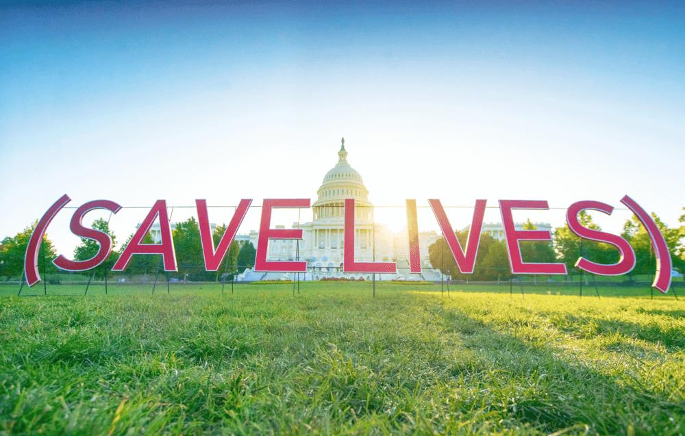 street art Save Lives