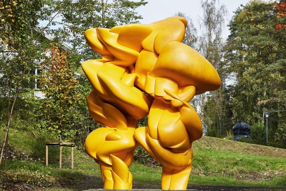 escultura Castor Pollux