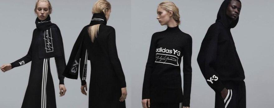 Adidas y Y-3 lanzan colección otoño-invierno 2019