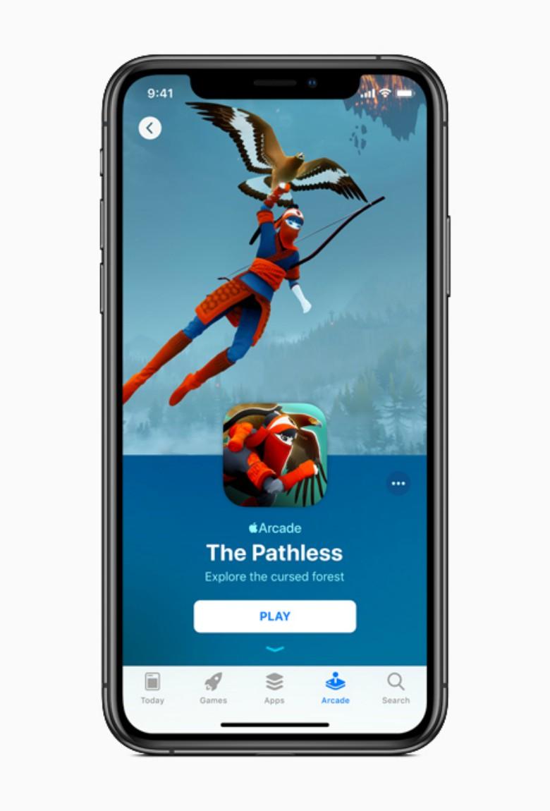 Apple Arcade, una nueva plataforma de videojuegos