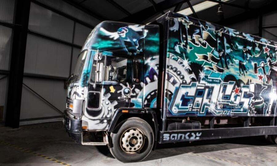 Turbo Zone Truck