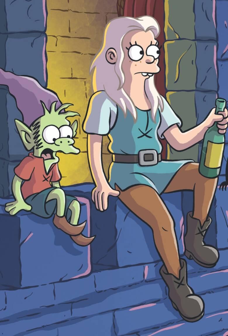 Disenchantment Part 2 de Matt Groening tiene adelantos