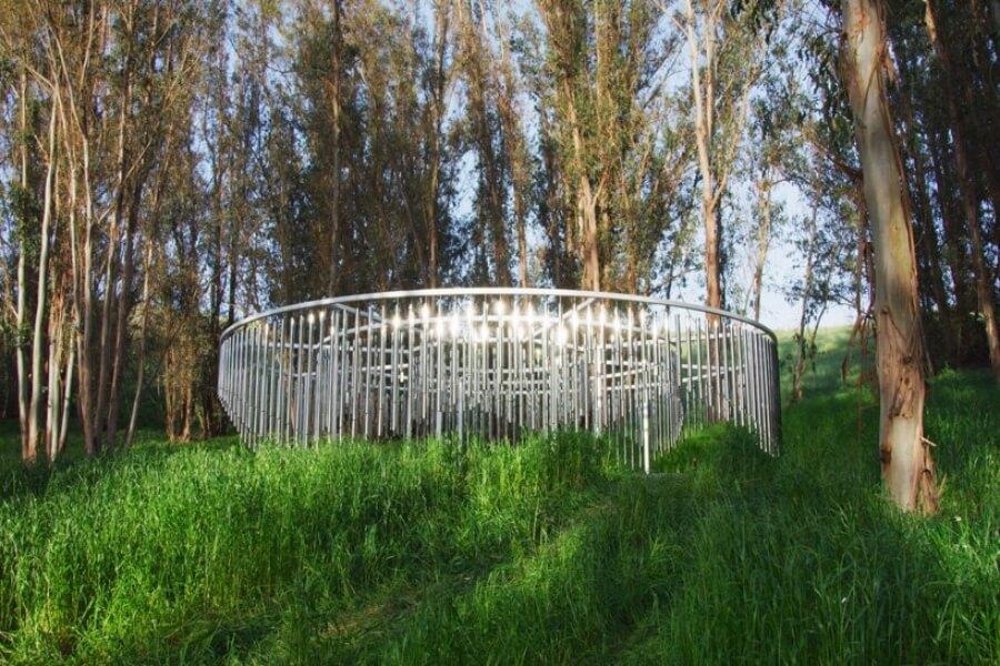Doug Aitken creo nueva pieza de arte