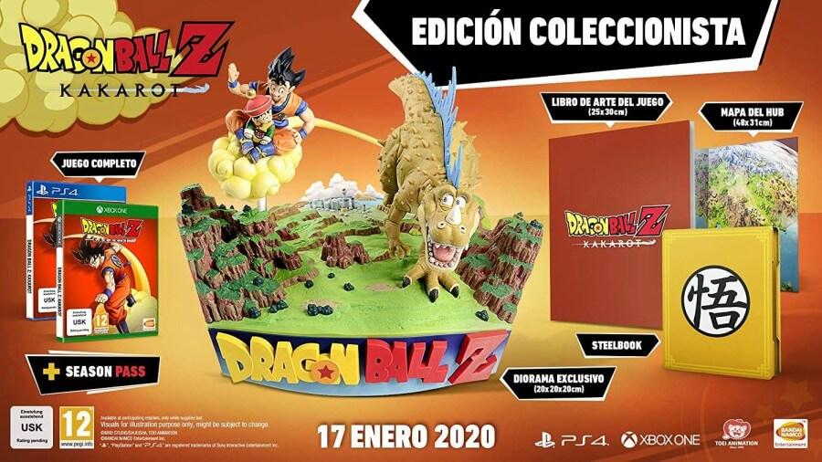 videojuego de Dragon Ball Z