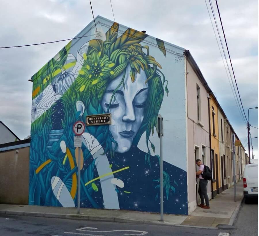 El Festival de Waterford City y lo mejor de sus murales