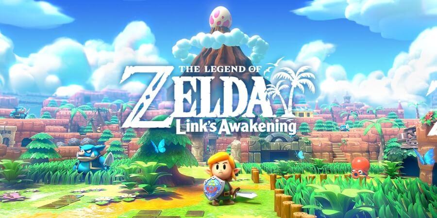 a de The Legend of Zelda