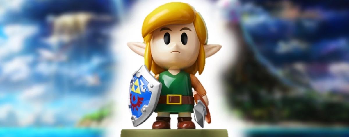 El nuevo amiibo en The Legend of Zelda ha llegado