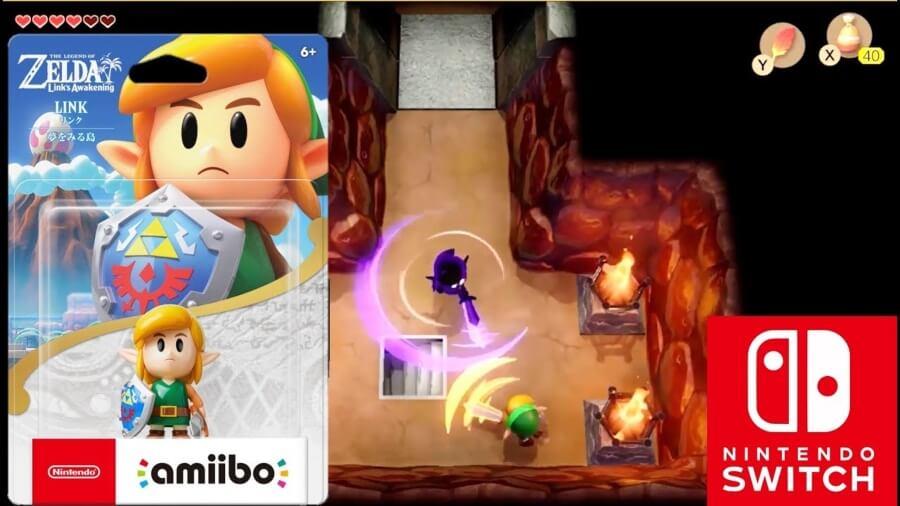 escena de The Legend of Zelda