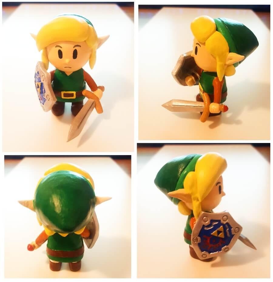El nuevo amiibo para The Legend of Zelda