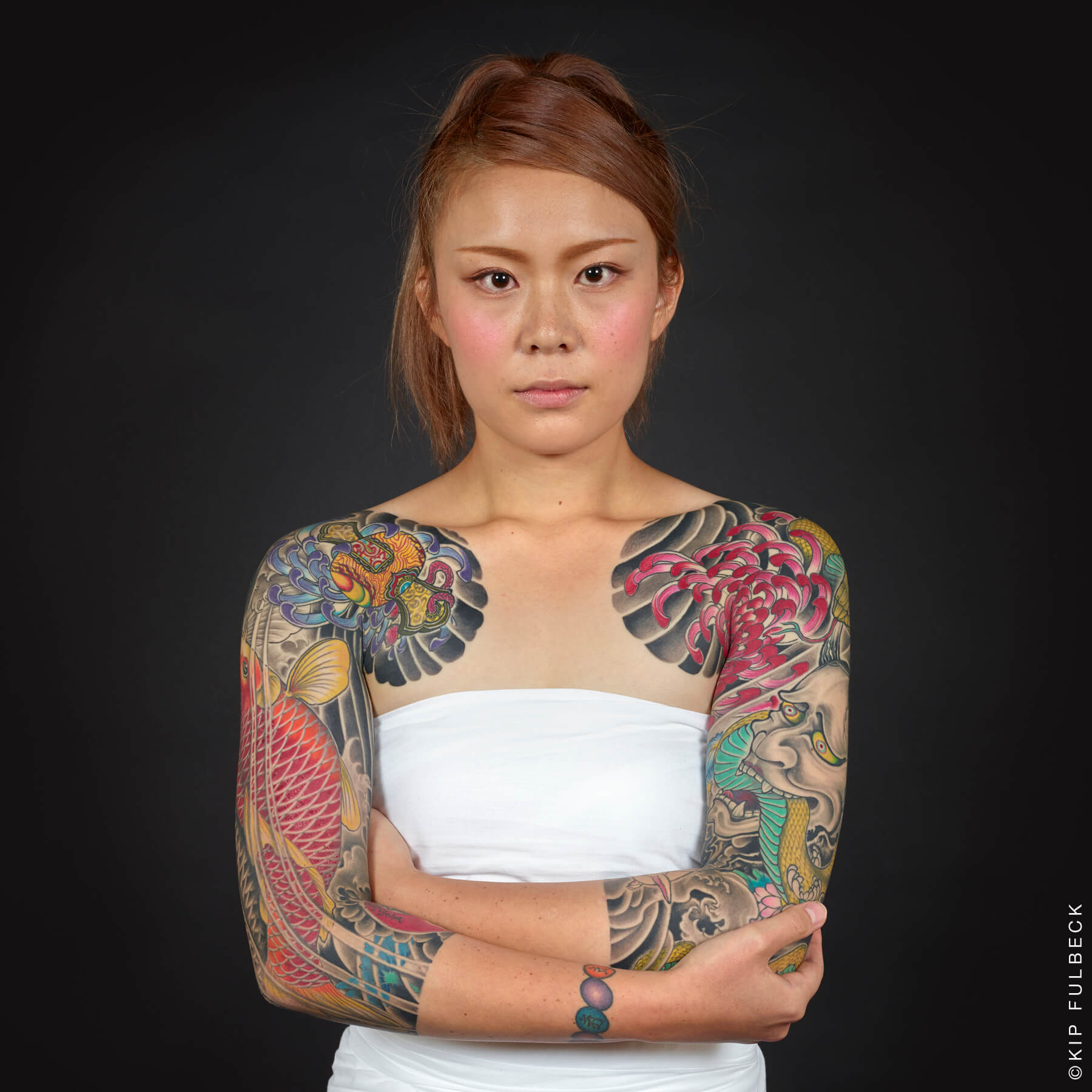 Perseverance: Japanese Tattoo Tradition in a Modern World en Documenting the Body