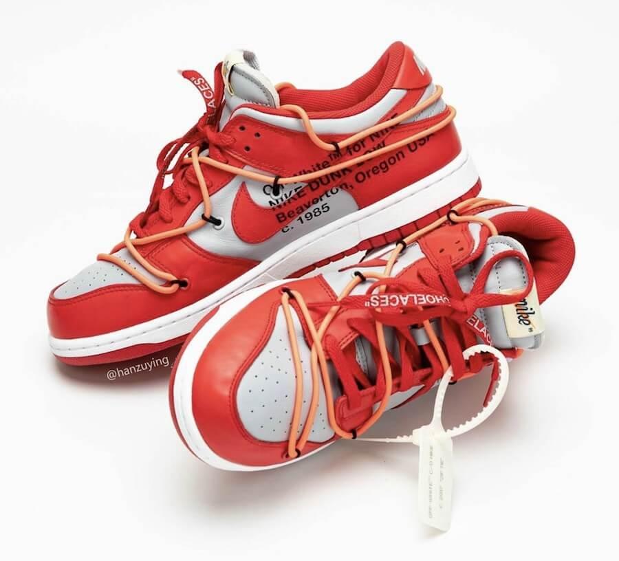 Futura, Off-White y Nike
