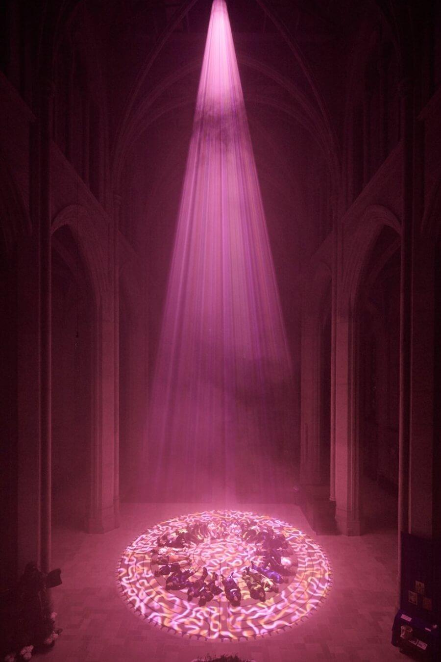 Grace Light llega a la Catedral de San Francisco