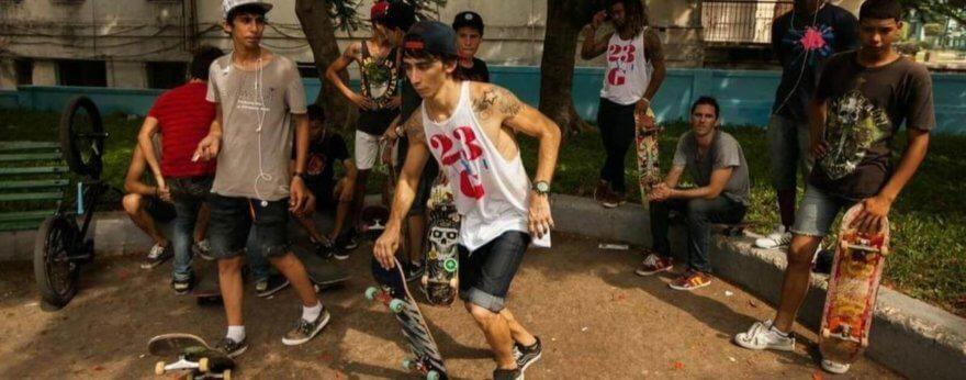 Havana Skate Days, the documentary about the Cuban skaters