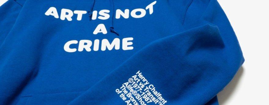 Henry Chalfant regresa al Bronx con expo y ropa nueva