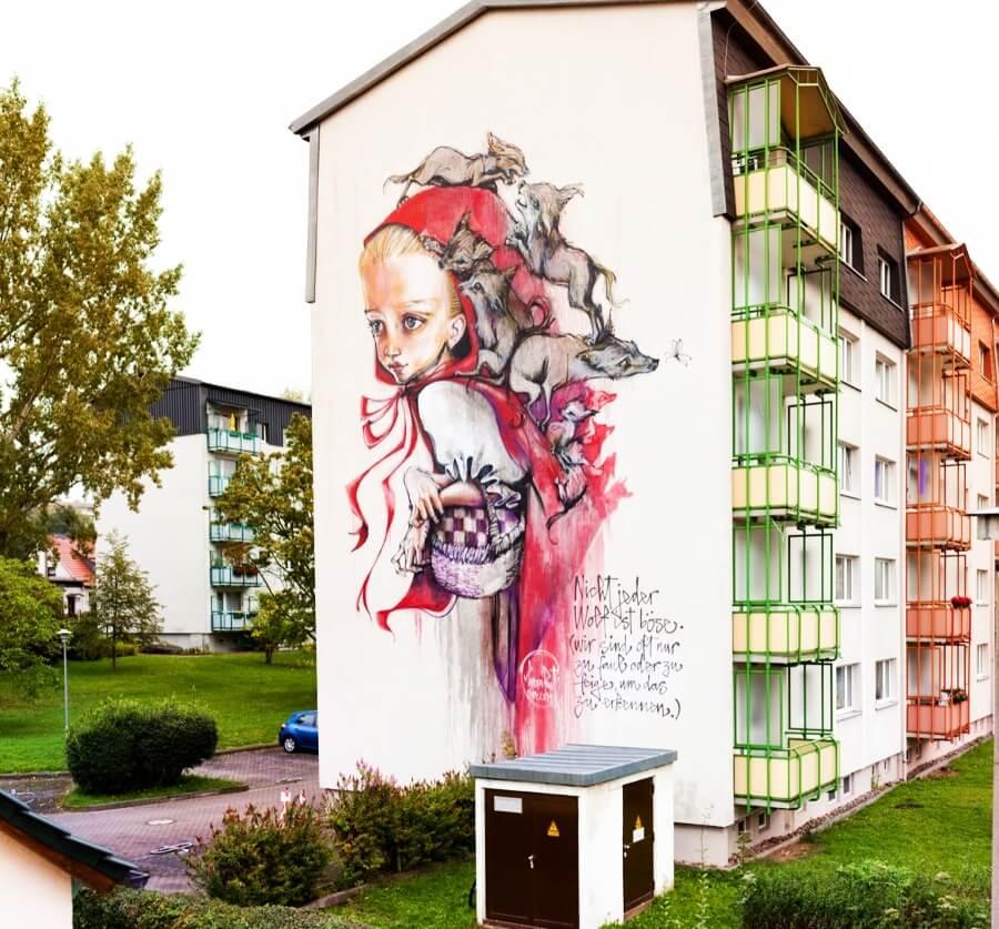 Herakut en Alemania