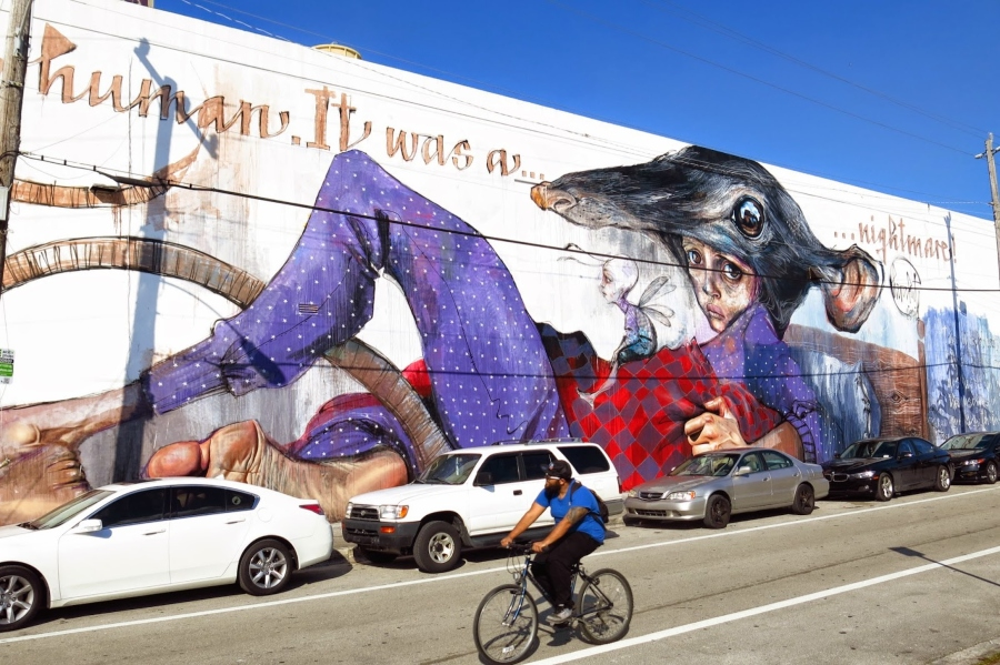 Mural en Miami