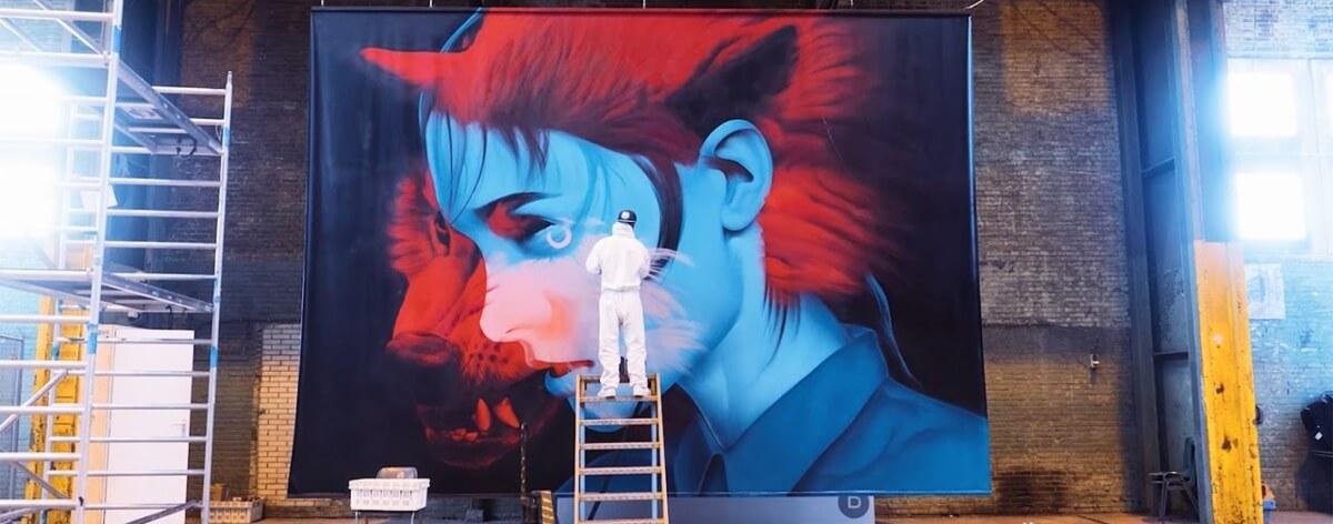 Insane 51 y sus mejores obras de street art