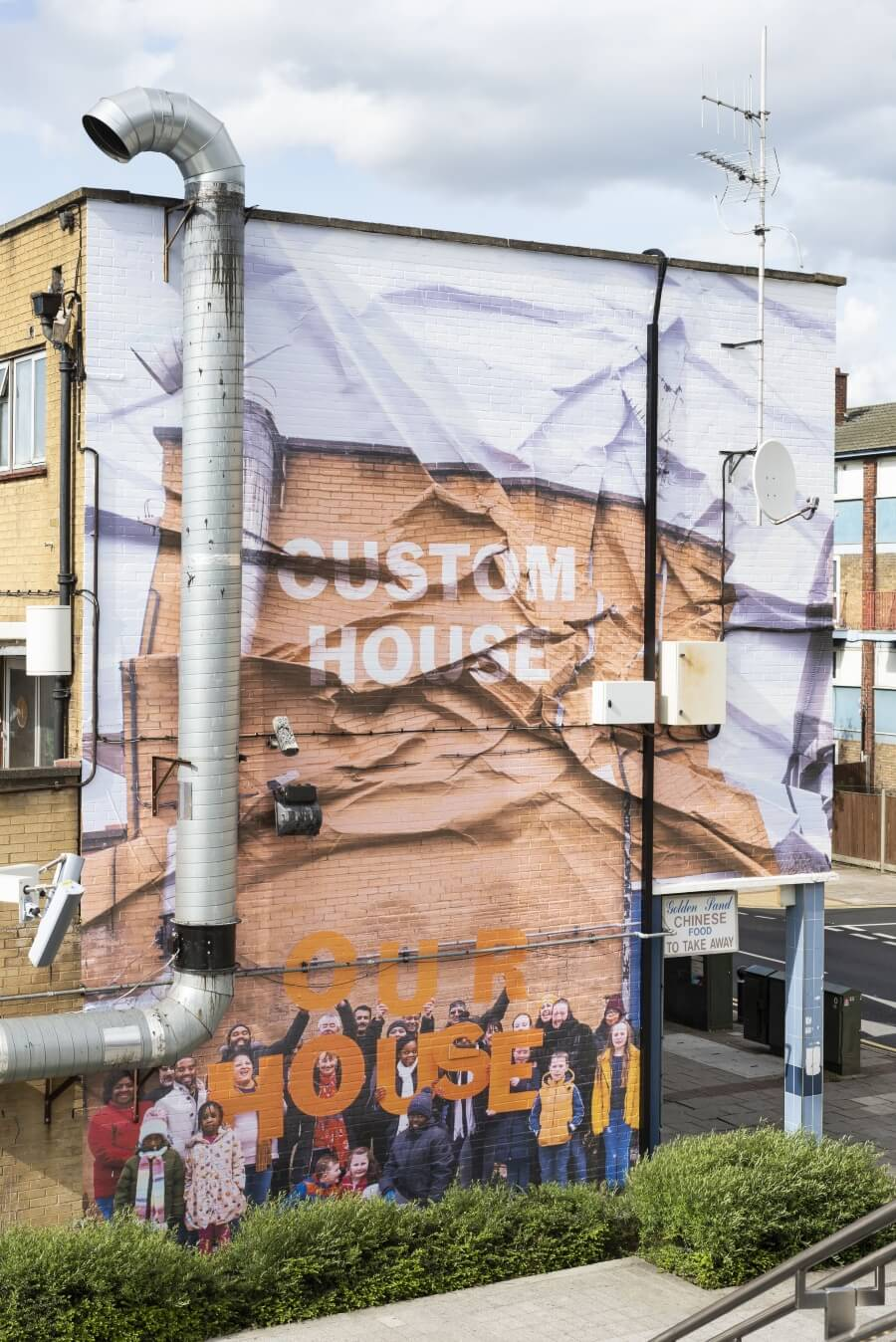 Custom House Is Our House, 2019