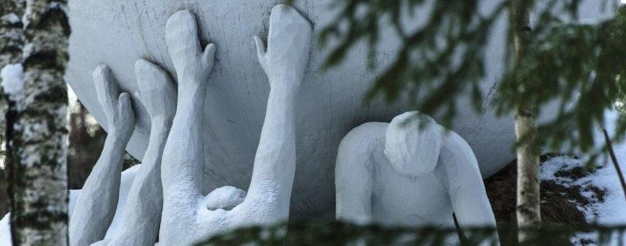 Kistefos, el gran parque de esculturas en Europa