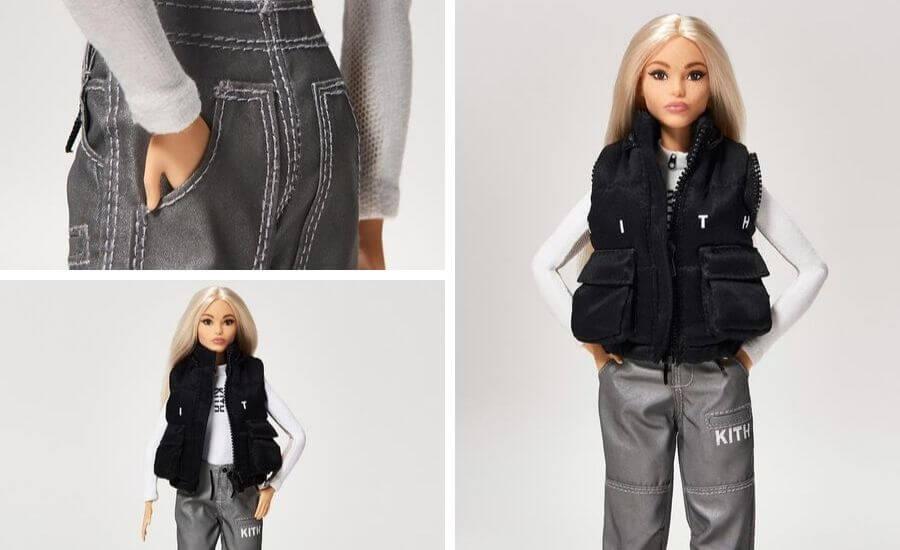 Barbie presenta drop con la tienda de ropa