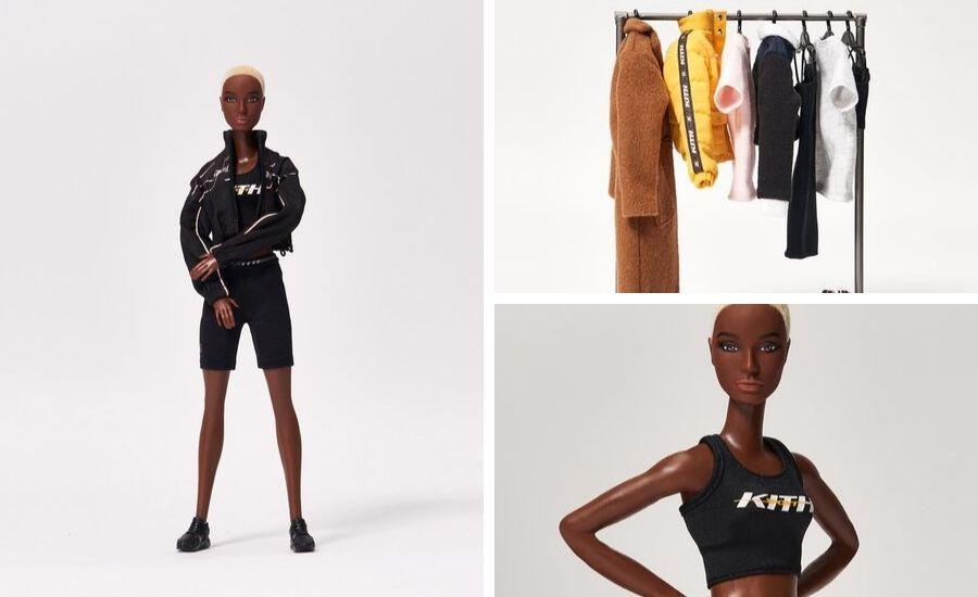 Barbie presentan drop con la marca de ropa