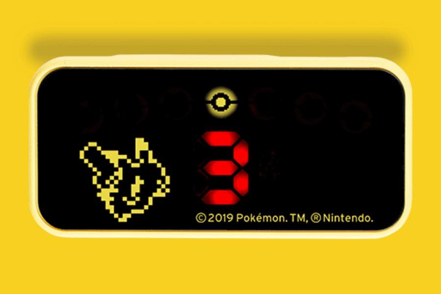 Korg y Pokémon