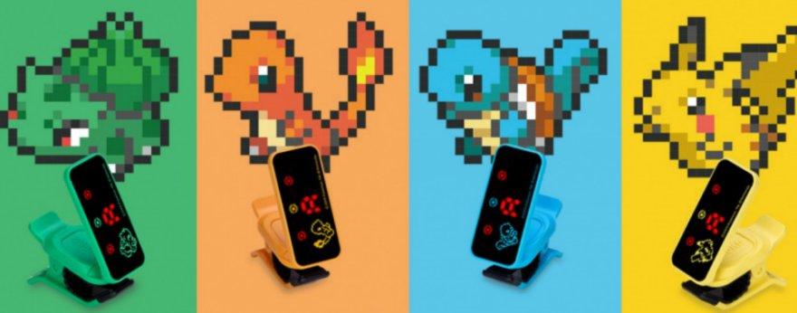 Korg y Pokémon lanzan afinadores y metrónomos