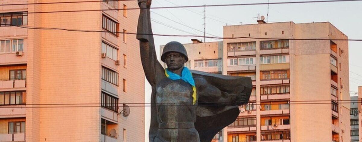La línea del frente, exposición de Ucrania en CDMX