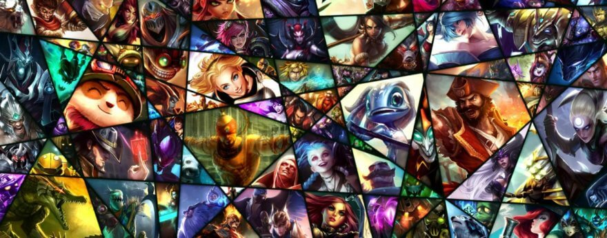 League of Legends celebra 10 años de partidas epicas