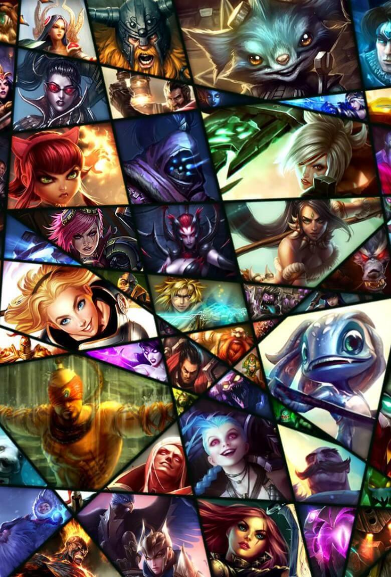 League of Legends celebra 10 años de partidas epicas