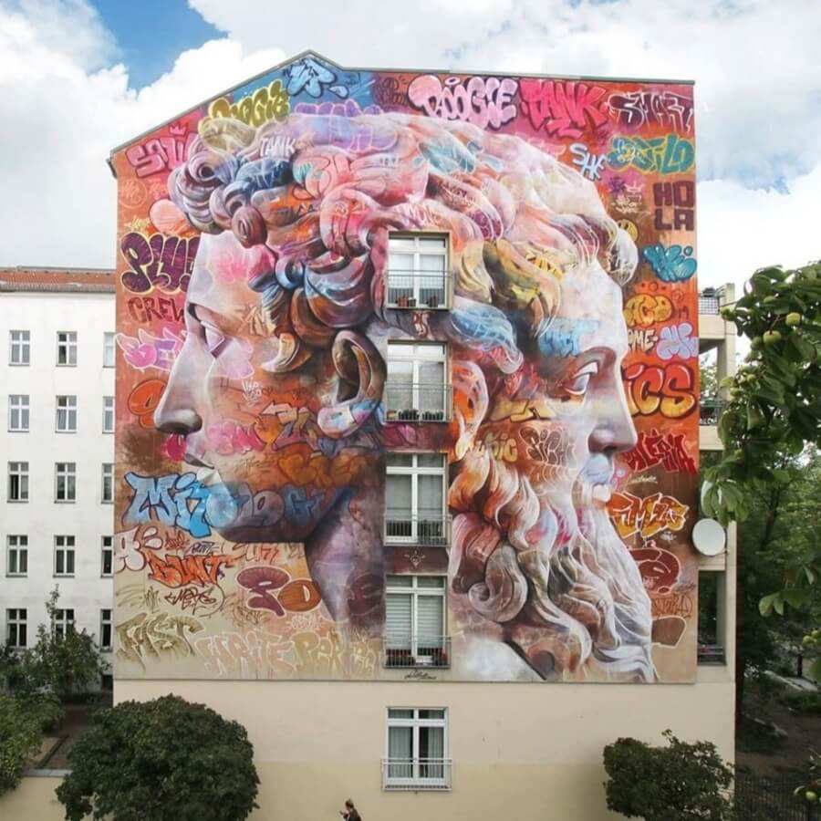 Mural por Pichiavo