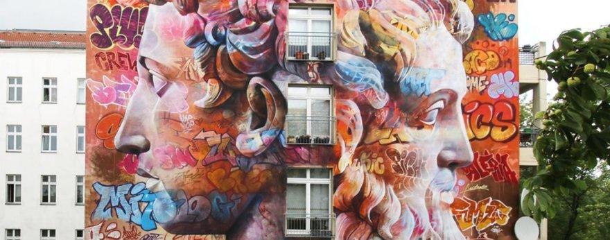 Los murales del mes de septiembre por All City Canvas