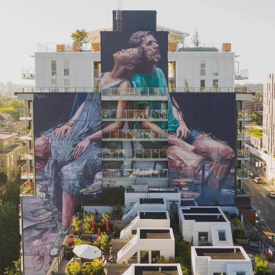 Los murales de septiembre