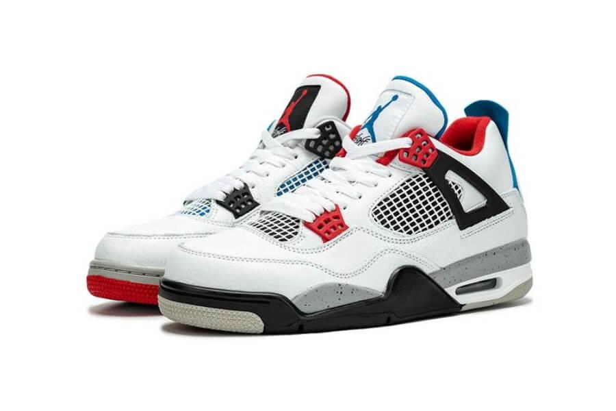 Los nuevos Nike Air Jordan 4